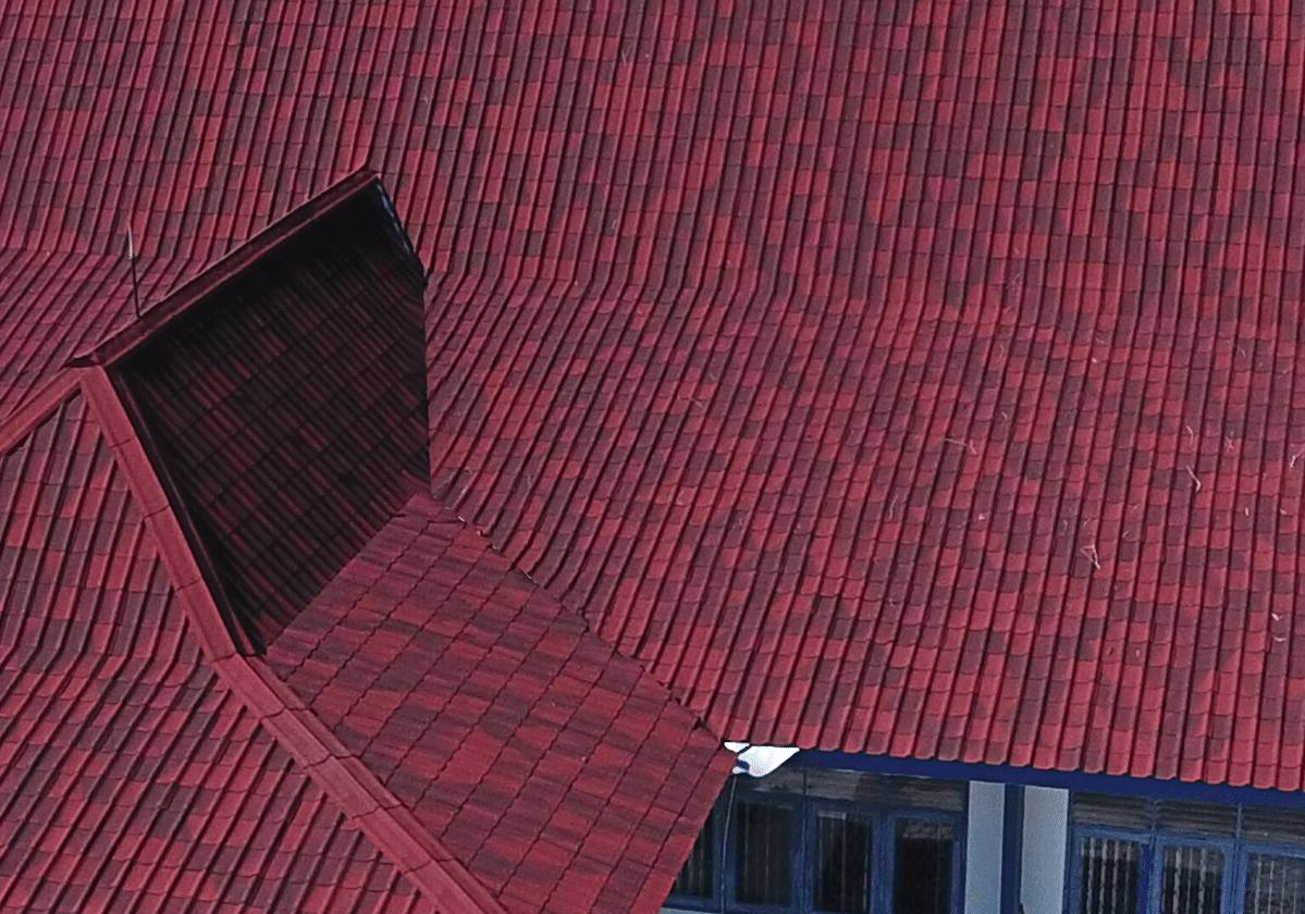 ONDUVILLA Shaded Red