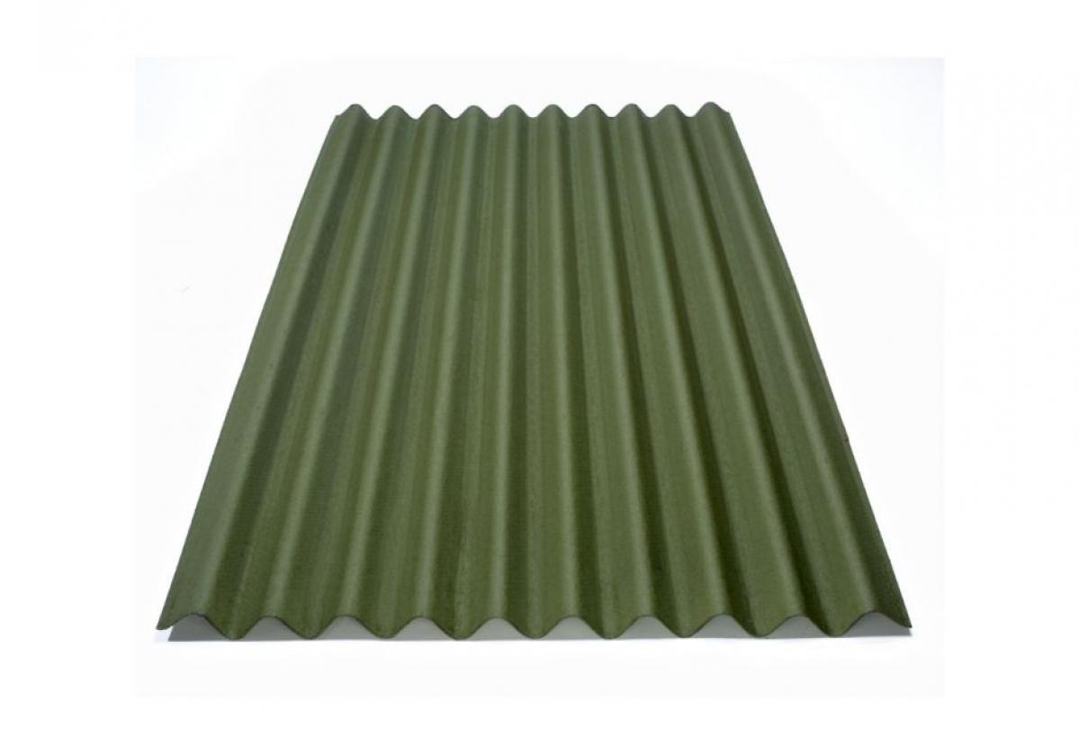 ONDULINE CLASSIC GREEN
